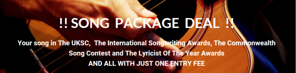 Uk songwriting contest 2018 prizes for adults